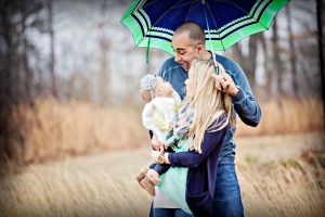 Family Portrait - Amy Jo Photography
